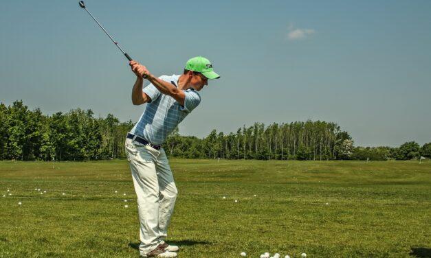 Free Golf Swing Test